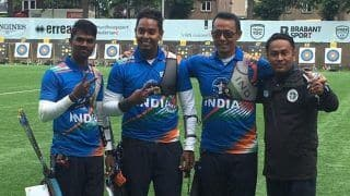 Indian Men's Recurve Team Settles For Silver in Archery World Championships