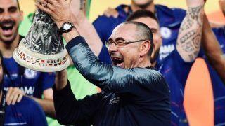 Chelsea FC Confirms Maurizio Sarri's Exit