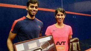 Senior National Squash: Mahesh Mangaonkar, Joshna Chinappa Are Champions