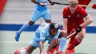 Indian Men's Junior Hockey Team Loses 1-2 to Great Britain