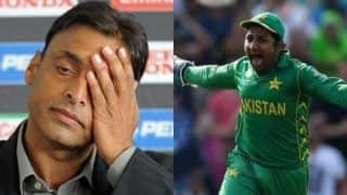 ICC Cricket World Cup 2019: Shoaib Akhtar Slams Sarfaraz Ahmed's 'Brainless Captaincy' Following India Loss