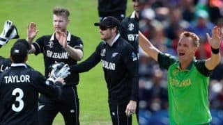 ICC Cricket World Cup 2019: New Zealand Are One of Favourites, Not Dark Horse, Says Chris Morris