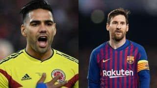 Radamel Falcao Backs Lionel Messi After Argentina Lose to Colombia
