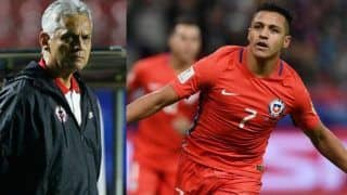 Alexis Sanchez on Right Track: Coach Reinaldo Rueda