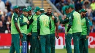 ICC Cricket World Cup 2019: 'Very desperate' South Africa Can Beat New Zealand, Says Claude Henderson