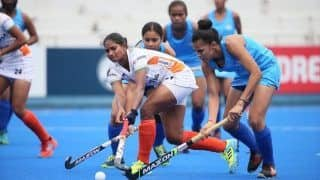 India Maul Fiji 11-0 to Enter Last-Four Round of FIH Women's Series Finals