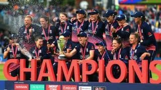 ICC Women's World Cup 2021 to be Held From Jan 30 to Feb 20