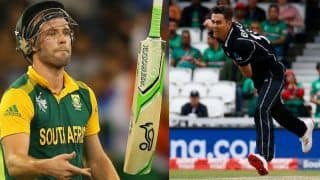 Trent Boult Desires to Play Against AB de Villiers