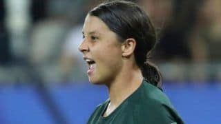 Jamaica's Football Coach Heaps Praise on Australian Sam Kerr