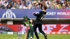 NZvSA: वान डेर डुसेन की पारी की बदौलत दक्षिण अफ्रीका ने बनाए 241 रन