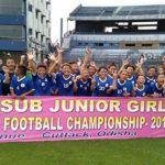 Jharkhand Wins Sub-Junior Girls National Football Championship Final
