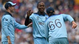 ICC Cricket World Cup 2019: Sri Lanka Recover to Post 232 For Nine Against England