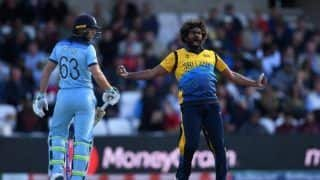 ICC Cricket World Cup 2019: Lasith Malinga, Angelo Mathews Keep Sri Lanka's World Cup Semifinal Hopes Alive