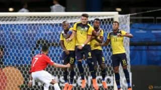 Chile Beat Ecuador 2-1 to Make Copa America Quarters