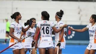 India in Final of FIH Women's Series Finals, Secure Olympic Qualifiers Berth