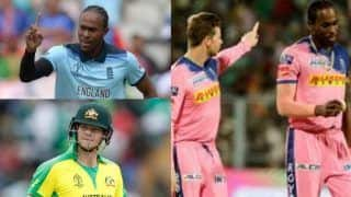 ICC Cricket World Cup 2019: Jofra Archer Puts Friendship With Steve Smith on Hold For England-Australia Clash