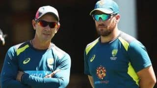 ICC Cricket World Cup 2019: Aaron Finch Credits Justin Langer For Australia's ODI Resurgence