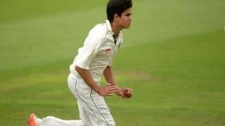 ICC Cricket World Cup 2019: With Ball, Arjun Tendulkar Helps England Ahead of Australia Clash