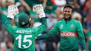 ICC Cricket World Cup 2019: Bangladesh 'Capable Enough' to Beat India, Says Shakib Al Hasan