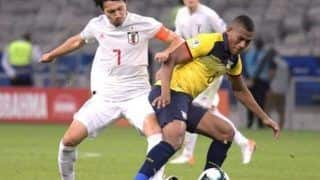 Copa America: Japan Plays Draw With Ecuador 1-1