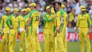 ICC Cricket World Cup 2019: Australia Outclass England by 64 Runs on Way to Semifinals
