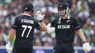 ICC Cricket World Cup 2019: New Zealand Rescuers James Neesham, De Grandhomme Create Record