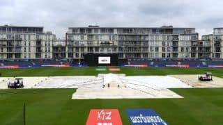 ICC Cricket World Cup 2019: Rain Delays Start of Bangladesh vs Sri Lanka Match