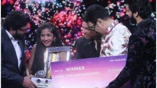Sa Re Ga Ma Pa L'il Champs 2019 Finale: Nagpur's Sugandha Date Takes Home Winners Trophy