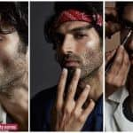 Aditya Roy Kapur's Chiseled Jawline And 'Heavier Than Normal' Makeup Pictures Sets Female Fans Swooning