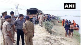 लखनऊ में बड़ा हादसा: नहर में गिरी बारातियों से भरी पिकअप वैन, 7 बच्चे लापता