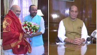 एक्शन में PM मोदी की कैबिनेट: अमित शाह ने गृह मंत्रालय संभाला, राजनाथ ने भी शुरू किया कामकाज
