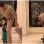 Salman Khan Being Proud of Ahil Sharma Carrying Him on His Shoulders is All Encouraging 'Mamus' Ever!