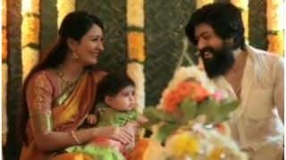 Yash-Radhika Pandit Finally Reveal The Name of Their Baby Daughter Through THIS Dramatic Video