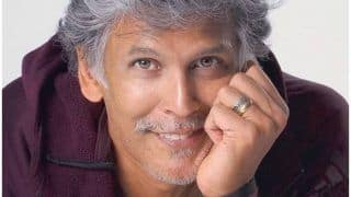 Milind Soman's Sizzling Out of The Swim Picture is All You Need to Stabilise Your Tuesday