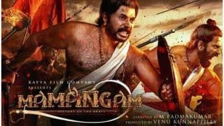 Mammootty's Six Grid Poster of M Padma Kumar Directorial Mamangam Takes Internet by Storm