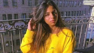 Suhana Khan Looks Like a Boss in Oversized Yellow Sweatshirt, Picture Goes Viral