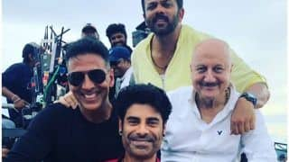 Anupam Kher Roots For Son Sikandar's Performance in Akshay Kumar Starrer Sooryavanshi