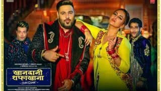 Khandaani Shafakhana Song Koka Out: Sonakshi Sinha-Badshah Drop The 'Baap of All Party Numbers'