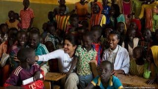Unicef to Honour Priyanka Chopra With Humanitarian Award in December