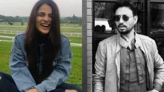 Angrezi Medium: Radhika Madan Joins Irrfan Khan For London Schedule