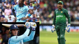 ICC Cricket World Cup 2019: Jofra Archer, Jason Roy, Sarfaraz Ahmed Fined By Match Referee