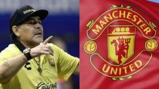 I Am The Man To Fix Manchester United, Says Diego Maradona