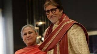 Amitabh Bachchan Pens Heartfelt Story on His Marriage With Jaya Bachchan on 46th Wedding Anniversary