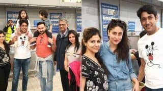 Kareena Kapoor Khan, Saif Ali Khan, Taimur Ali Khan Spotted With Fans in London, Pictures go Viral