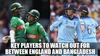 ICC Cricket World cup 2019: Joe Root to Shakib al Hasan, Key Players To Watch Out For In CWC Clash Between England and Bangladesh