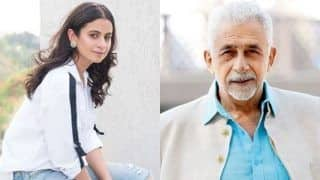 Rasika Dugal to Play Naseeruddin Shah's Daughter in Short Film