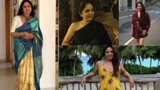 Neena Gupta: My Hot Photos Get a Lot of Comments on Social Media