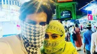 Kartik Aaryan, Sara Ali Khan Hide Identity as They Hit The Streets of Mumbai to Celebrate Eid