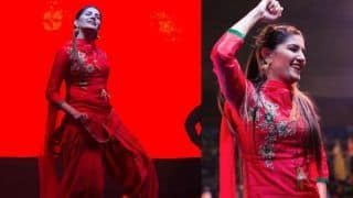 Complaint Filed Against Sapna Choudhary For Alleged Obscenity on Stage