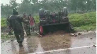 2 Jawans Killed, 3 Injured As Army Vehicle Overturns in Assam